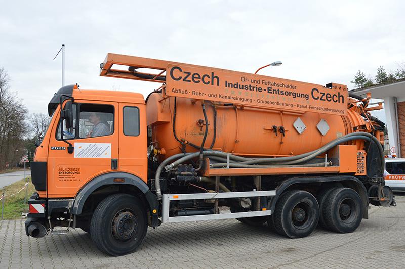HD Kombi-Saug-Spülwagen